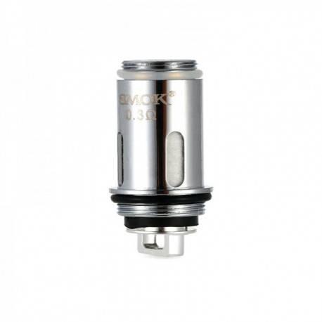 Resistencia SMOK Dual Core 0.3 Ohm para Vape Pen 22