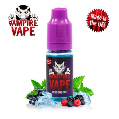 E-líquido Vampire Vape Heisenberg 3mg/ml 10ml