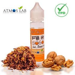 E-líquido ATMOS LAB NUTACCO TPD 50ml Sin Nicotina