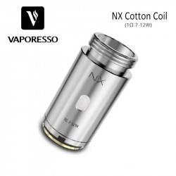 Resistencia Vaporesso NX Cotton 1.0 Ohm para Nexus