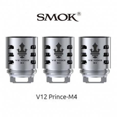 Resistencia Smok V12 Prince M4 0.17 Ohm