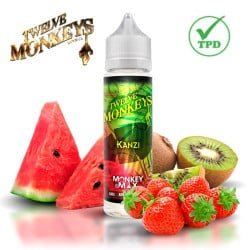 E-líquido Twelve Monkeys Kanzi TPD 50ml Sin Nicotina