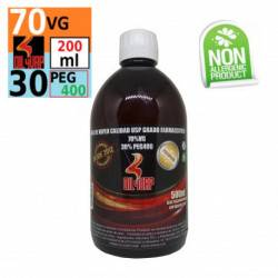 Base para Vapear OIL4VAP 200ml 70VG/30PG Sin Nicotina