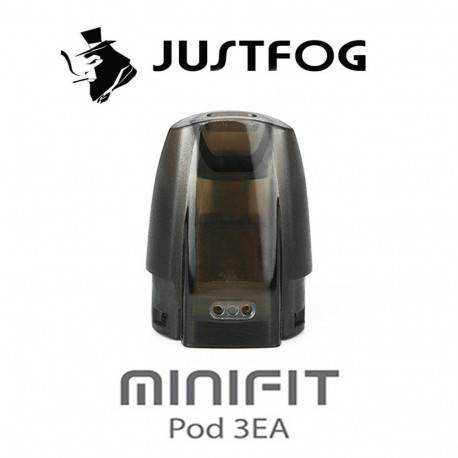 Pod para JustFog Minifit 1.5ml 1.6ohm