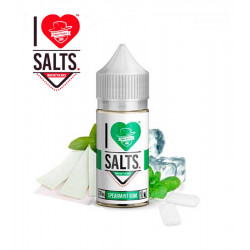 E-líquido Mad Hatter I Love Salts Spearmint Gum 20mg/ml 10ml