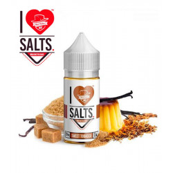 Mad Hatter I Love Salts Sweet Tobacco 20mg/ml 10ml sales de nicotina