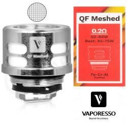 Resistencia para Vaporesso SKRR QF Meshed Coil 0.2 Ohm