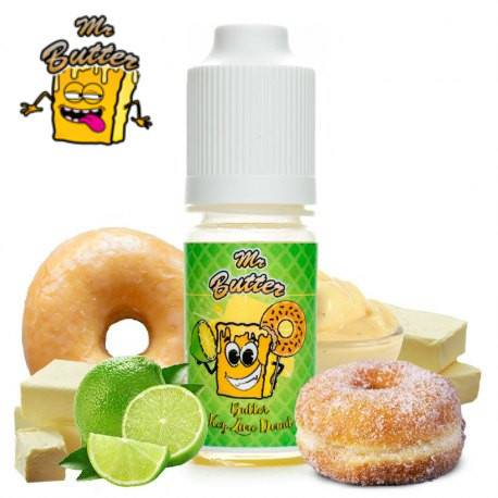 Aroma Mr. Butter - Butter Key Lime Donut 10ml