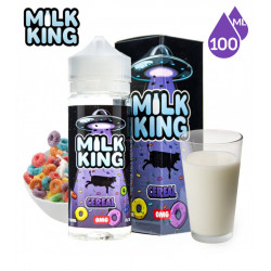 E-líquido Milk King Cereal by Drip More TPD 100ml 0mg