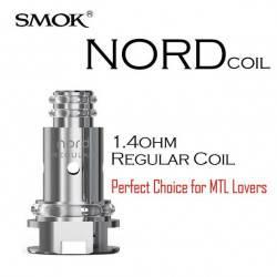 Resistencia Smok Nord Regular 1.4 Ohm