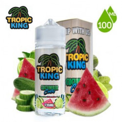 E-líquido Tropic King Cucumber Cooler by Drip More TPD 100ml 0mg