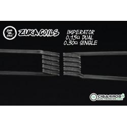 Zuka Coils Imperator 0.15 Ohms en Dual Coil