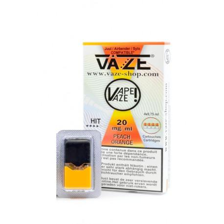 Pods Vaze Melocoton y Naranja