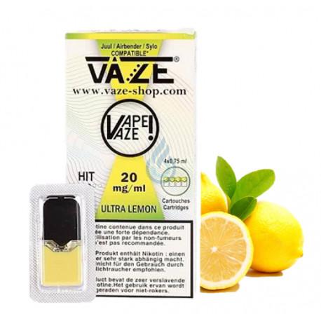 Pods Vaze Ultra lemon