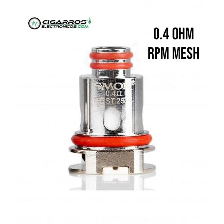 Resistencia RPM Mesh 0,4ohm