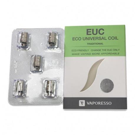 Resistencia Mini EUC 1.4 Ohm tradicional para Vaporesso Drizzle