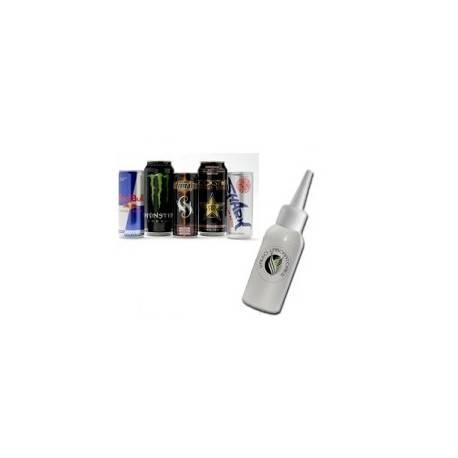 BEBIDA ENERGETICA MUY BAJO NICOTINA 3mg 10ml Líquido Cigarrillos Electrónicos