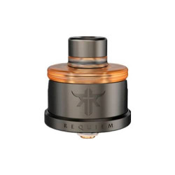 Vandy vape Requiem RDA by El mono vapeador 22mm