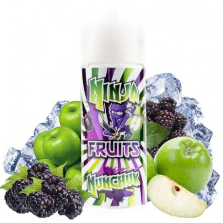Ninja fruits Nunchuk 100ml