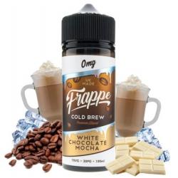 E-líquido Frappe Cold Brew White Chocolate Mocha TPD 100ml 0mg