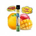 Pod desechable Wpuff 600 puffs Helado de mango1,7mg