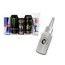 BEBIDA ENERGETICA ALTO NICOTINA 19mg 10ml Líquido Cigarrillos Electrónicos