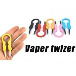 Pinzas Vaper tweezer multi herramienta para vapeadores