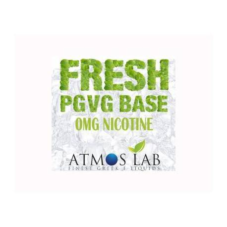 Base para vapear FRESH BALANCED SIN NICOTINA