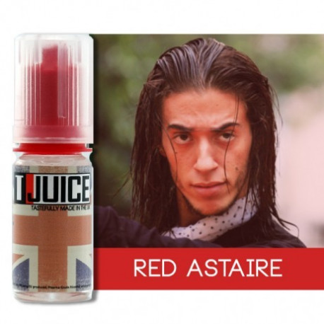 E-LÍQUIDO T-Juice sabor Red Astaire 6 mg/ml 10 ml
