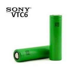 Batería recargable 18650 Sony VTC6 3000mAh 30A