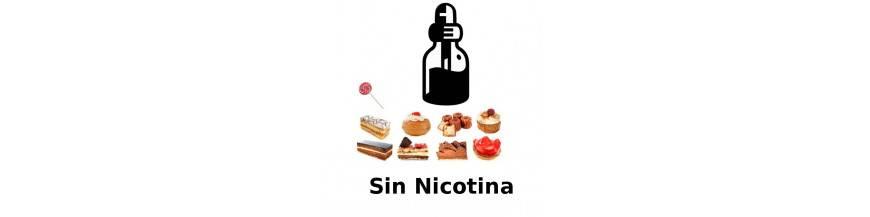 SIN NICOTINA DULCES LIQUIDOS DE VAPEAR