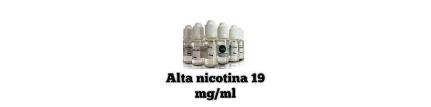 LIQUIDOS CON ALTA NICOTINA